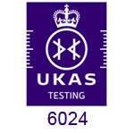 ukas testing 6024
